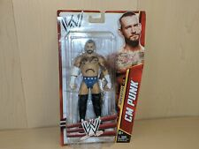 *NEW/SEALED* CM PUNK WWE Superstars #58 Wrestling Figure Mattel RARE