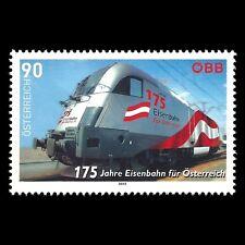 Austria 2012 - Railway in Austria Trains Railroads Transport - Sc 2415 MNH