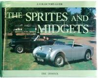 THE SPRITES AND MIDGETS A COLLECTOR'S GUIDE ERIC DYMOCK CAR BOOK