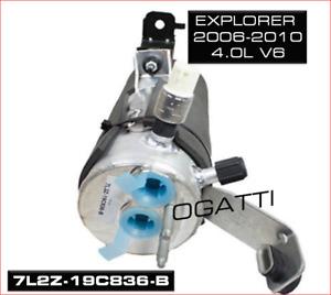 FORD EXPLORER AND SPORT TRAC 2006-2010 4.0L ACCUMULATOR DRIER A/C  7L2Z-19C836-B
