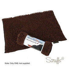 Scruffs Noodle Dry Mat/Rug for Dogs - assorted colours RRP £24.99 Red/Grey/Brown