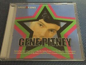 Gene Pitney - 12 TRACK Superstar Series CD - LIKE NEW - *FREE STD POST*