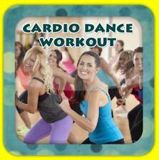 Cardio Dance Workout DVD brûler calories Fitness Exercice Perte de Poids Streetdance