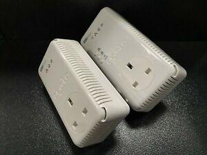 Devolo dLAN 500 AV MT2416 MT2513 Wireless PowerLine Adapters