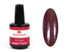 UV Polish Gel UV LED Nagellack Gellack Soak Off 15 ml Magic Purple
