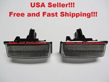 6000K White LED License Plate Light Lamps For Nissan Maxima Altima Sentra