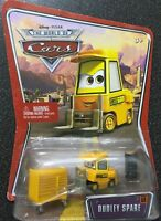 DISNEY CARS DUDLEY SPARE OCTANE GAIN PITTY  #68 THE WORLD OF CARS PIXAR