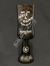 INNIS & GUNN BLOOD RED SKY BEER / ALE CHALICE GLASS GOBLET - 100% RECYCLED!