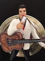 "Carlton Cards Elvis Presley Limited Edition 1st Series ""Blue Christmas"" NIB"