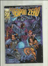 Weapon Zero . # T-4. Image Comics.