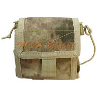 MOLLE Roll Up Utility Pouch Mag Magazine Dump Pouch - ATACS