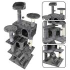 """53"""" STURDY Cat Tree Tower Activity Center Large Playing House Condo For Rest"""