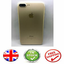 Apple iPhone 7 Plus Gold Back Housing Cover with Parts  GRADE A/B Excellent
