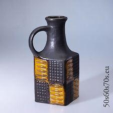 Vase Carstens Tönnieshof 7444-25 H=25,6 cm 70er Jahre/70s - WGP - Fat Lava #18