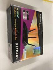 NETGEAR AC2300 Dual Band Nighthawk Smart WiFi Router B-227