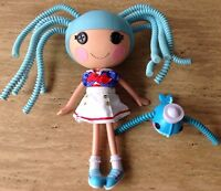 LaLaloopsy Silly Hair MARINA ANCHORS & WHALE Figure Full Size Sailor Doll