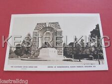 Southern Cross Series Shrine of Remembrance North Terrace Adelaide South Aust