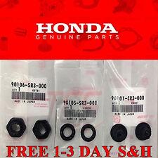 Genuine OEM Honda CR-V Rear Hatch Glass Strut Hardware Kit