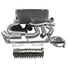 FMIC Intercooler Kit + Oil Cooler For 96-04 Ford Mustang 4.6L V8 Supercharger