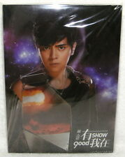 Show Luo Zhi Xiang Good Show Count on Me Taiwan Ltd CD +36P booklet