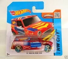 Hot Wheels Faster Than Ever Morris Diecast Vehicles