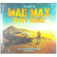 The Art of MAD MAX Fury Road Official Companion Hardback Book Abbie Bernstein