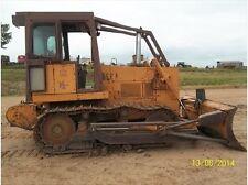 Case 1150,1150B,1155B,1150E, 1155E Crawler Dozer Workshop Repair Manual On Cd