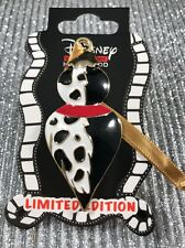 DSF DSSH Disney Pin Villain Ornament Cruella De Vil Ville 101 Dalmatians LE 300