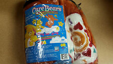 BRAND NEW CARE BEARS ACRYLIC TWIN SIZE 60X80 BLANKET