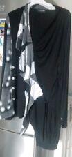 JEAN MARC PHILIPPE ...TUNIQUE.TAILLE 8..noir/gris