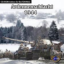 Guerre éclair addon Ardennes 1944