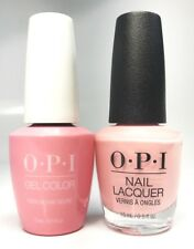 OPI GelColor + Matching Lacquer Tagus In That Selfie! #L18