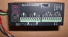 EATON, PLC WITH 10 I/O, DISCRETE AND ANALOG, ELC-PA10AADR, SLIGHTLY USED