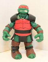 "TMNT Red Raphael Teenage Mutant Ninja Turtles 2012 Figure Only 9½""Tall"
