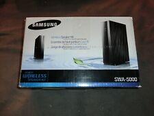Kabelloser Wireless Funkempfänger SAMSUNG SWA-5000 und TX-Karte 5000T  OVP