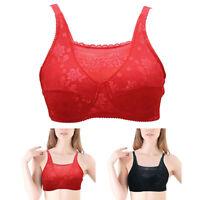 Hot Silicone Pocket Bra For Mastectomy Women Breast Form Enhancer Cross-dressing