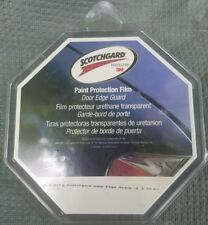 3M Scotchgard Paint Protection Film Clear, Door Edge Guard, 84901, .4in x 30ft