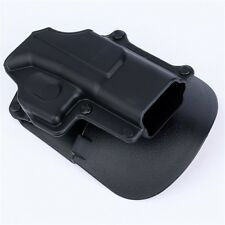 Black Right Handed Pistol Paddle Holster Carry Protector for Glock17 19 22 23 31