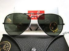 Ray-Ban 3025 Aviator L2823 58/14 occhiale da sole, NUOVO ORIGINALE
