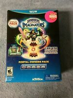 Skylanders Imaginators: Portal Owners Pack Walmart Exclusive (Nintendo Wii U,...