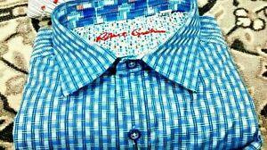 NWT Robert Graham men's S,M,L,XL,&2XL long sleeve button down shirt,classic