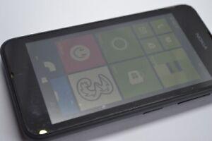 Nokia Lumia 530 - 4GB - Dark Gray (Unlocked) Smartphone