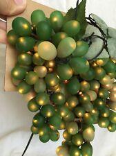GKI Bethlehem Lighting GREEN Triple Grape Cluster Rice Lights