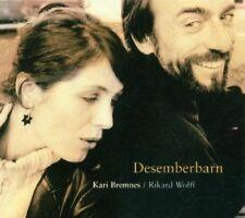KARI & WOLFF,RIKARD BREMNES - DESEMBERBARN  CD NEU