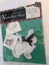 The Vanderbears The Grand VanderBall Purrlie Fundraising Gala outfit NWOT