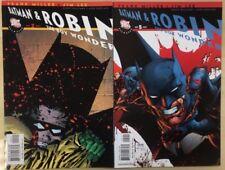 ALL STAR BATMAN AND ROBIN lot of (2) issues #2 & #5 (2005-2007) DC Comics FINE