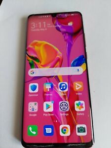Unlocked Huawei P30 Pro 128GB Amber Sunrise VOG-L29 GSM Clean IMEI