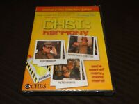 CHSI: HARMONY Limited 2-Disc Collector's Edition (Rare OOP DVD) New+Sealed CHBS