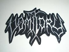 VOMITORY DEATH METAL IRON ON EMBROIDERED PATCH