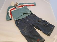 Mamas And Papas Baby Boys 9-12 month Outfit rrp £18